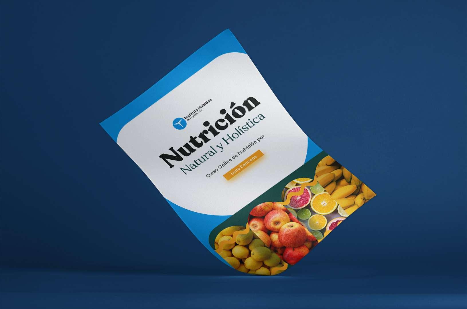 portada curso online nutricion natural y holistica